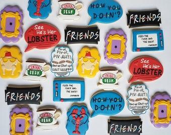 Friends Cookies