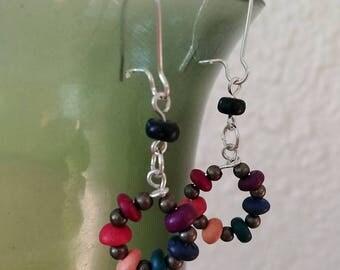 Pride Hoop Earrings