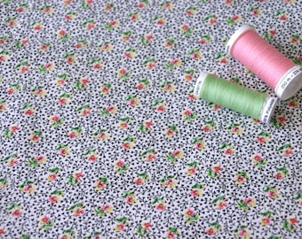 PETER PAN American patchwork fabric flowers