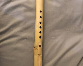 Bamboo flute