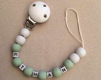 Pacifier baby name