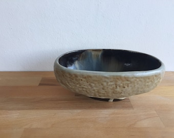 Mid-Century Modern German Ceramic Bowl