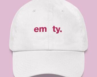 Empty. Dad Hat Tumblr Aesthetic