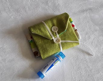 Homeopathic pouch