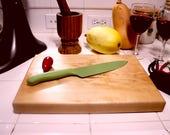Solid Maple Cutting Board