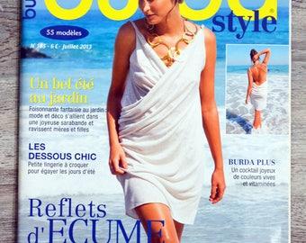 Magazine July 2013 Burda (163)