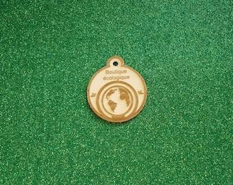 Eco-friendly symbol 1643