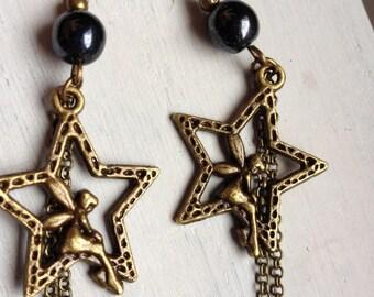 """""""Fairy"""" earrings"""