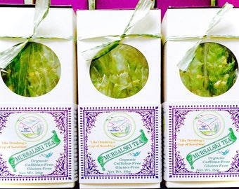 Organic Mursalski Tea - Jewel of the Mountain brand