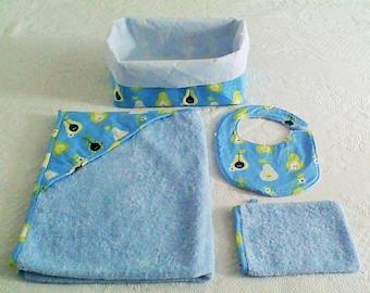 Hygiene baby box