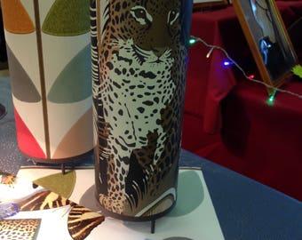 Light golden Leopard