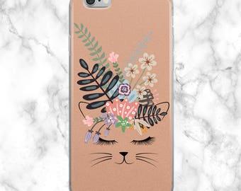 Cat iPhone 6S Case / Cat iPhone 6S Plus Case / Cat iPhone 6 Case / Cat iPhone 6 Plus Case / Cat iPhone 5S Case / Cat Phone Cases / Cat Gifts
