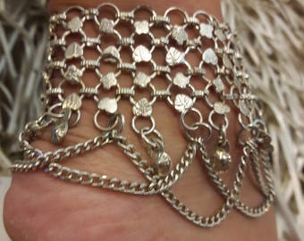 Chain my ankle and call me beautiful - Handcrafted in Bali 925 Sterling Silver Ankle Bracelet