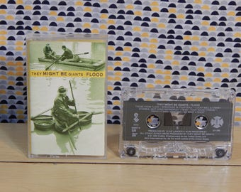 They Might Be Giants - Flood -Cassette Tape