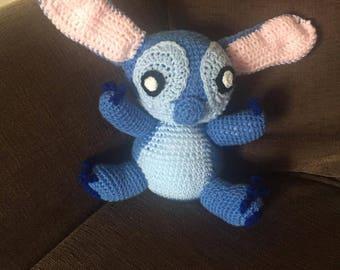 Lookalike Stitch from Lilo and Stitch
