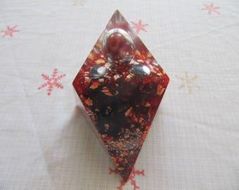 Orgone Chestahedron