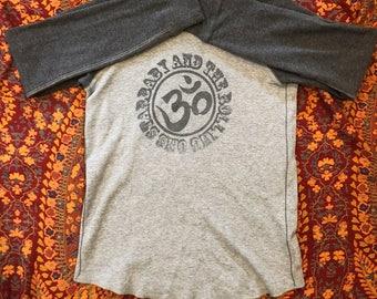Men's Up-Cycled Small Thermal Long-Sleeve Shirt