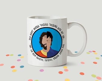Flight of the Conchords Ceramic Mug