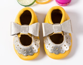 Newborn gift ideas etsy baby girl moccasin bootsshower giftsnewborn gift ideasgifts from baby negle Images