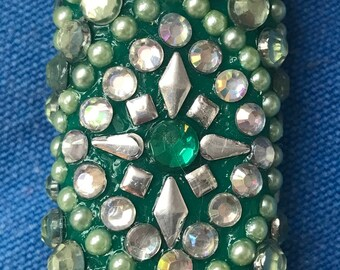 Green Sheen Lighter