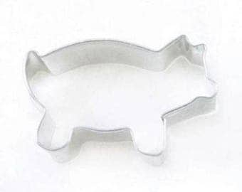 Pig cookie cutter 7.5cm