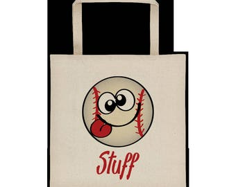 Baseball Stuff Tote bag