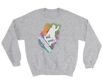 RIDE Snowboarding Sweatshirt