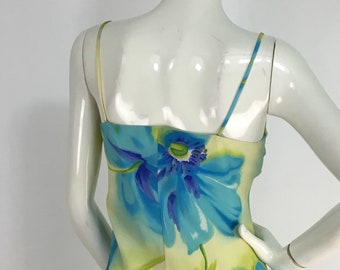 Vintage Mark Edwards Evening dress/vintage maxi dress
