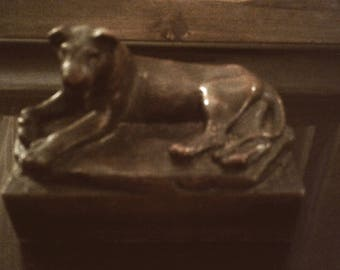 Lioness Paper weight