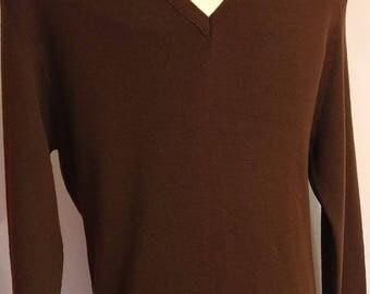 1970s Jantzen Pullover Sweater, XL