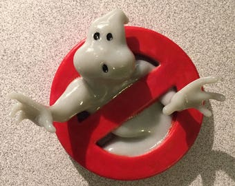 Ghostbuster Magnet