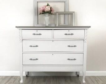 Lavender Dresser