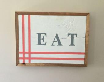 Rustic Farmhouse Signs