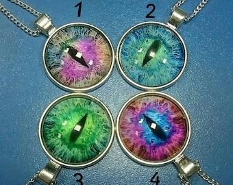 "Necklace ""Eye"""