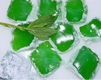 Turkish Delight with Mint (350 grams/12.34oz)