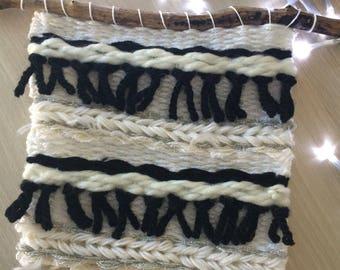 Mini weaving
