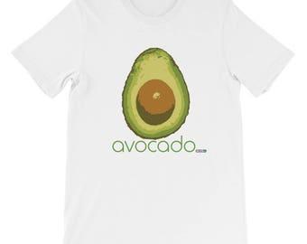 Avocado T-Shirt - Mens - Foodie - Chef - Organic