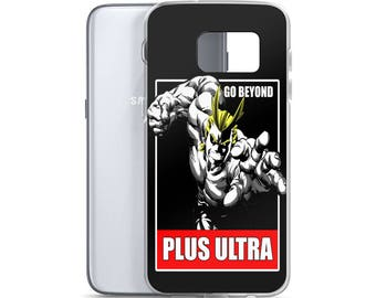 Plus Ultra Samsung Case