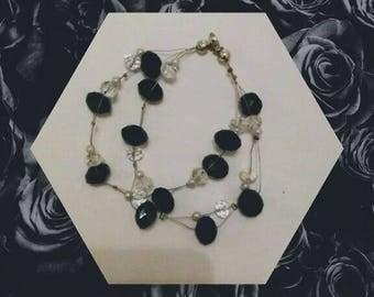 Facet beads Bracelet