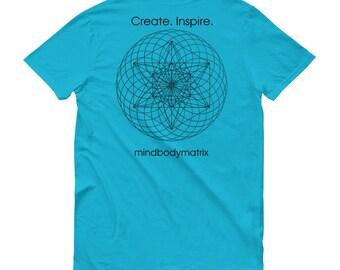 Unity Clothing - Sacred Geometry short sleeve t-shirt