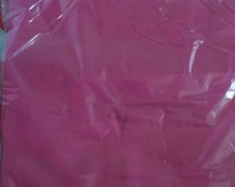 """10""""x 13"""" Designer Poly Mailers, Pink mailers, Hot Pink Mailers, Flat Shipping, Hot Pink Mailing Bags, USPS, fashion bags, professional"""