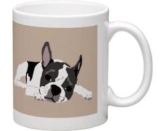 Boston Terrier Coffee Mug