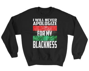 I WILL NEVER APOLOGIZE!