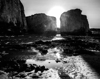 "Artist Giclee Photographic Print ""Botany Bay"""