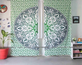 Mandala Curtains Boho - Wild Love Small