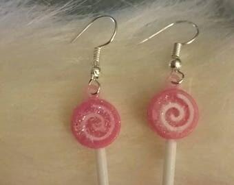 Festive Lollypop Earrings