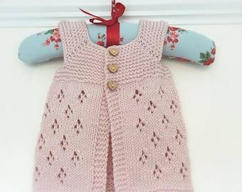 Kuzzy Design Baby Knit Vest,Newborn Vest,0-3m,3-6m,6*9m,9-12m Knit Vest