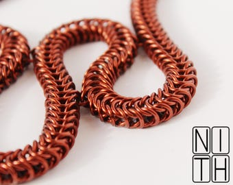 Meandro Neck Piece ( Inca Chain)