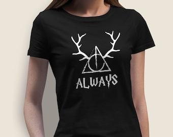 Always, Harry Potter Shirt #J