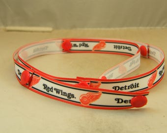 Detroit Red WIngs SNAP Flare - FREE SHIPPING - Show Your Flare - Tons of uses